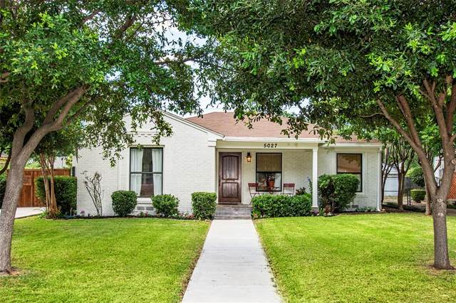 5027 Linnet Lane, Dallas, TX 75209 (MLS #14365814) :: The Mitchell Group