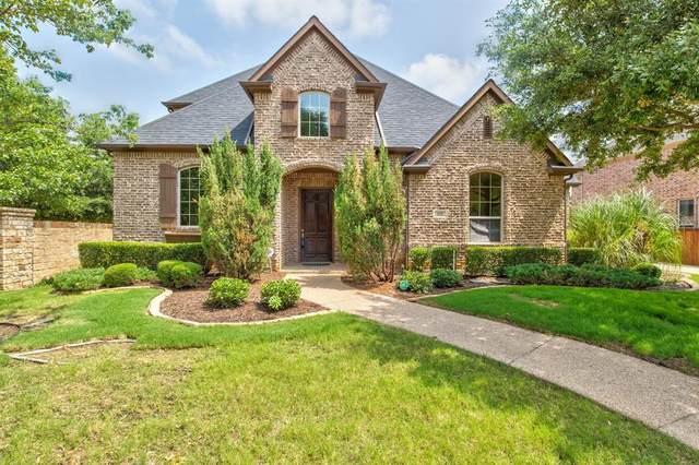 1131 Powell Road, Lantana, TX 76226 (MLS #14365837) :: The Kimberly Davis Group