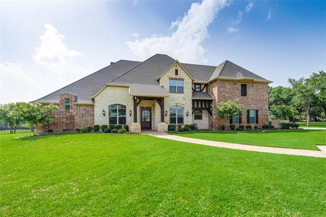 635 Manor Drive, Argyle, TX 76226 (MLS #14365885) :: The Daniel Team