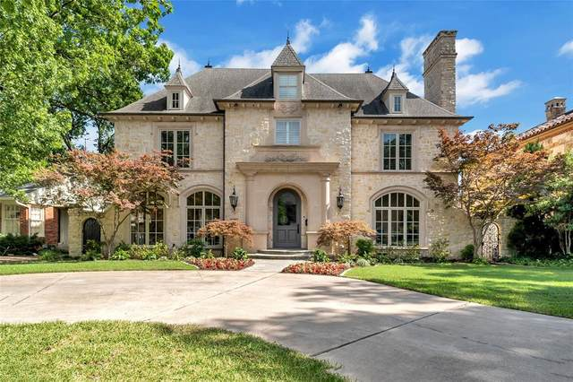 3421 Wentwood Drive, University Park, TX 75225 (MLS #14365893) :: Robbins Real Estate Group