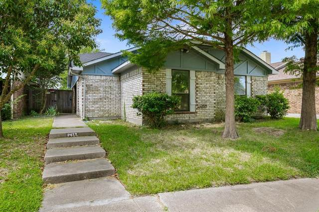 1422 Smokehouse Street, Mesquite, TX 75149 (MLS #14365899) :: Team Tiller