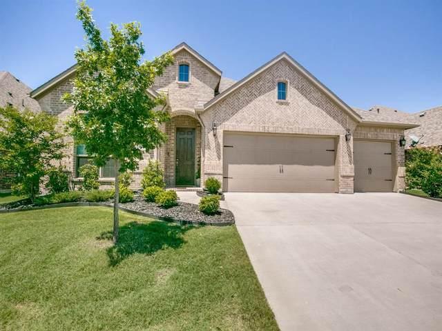 608 England Street, Fate, TX 75189 (MLS #14365919) :: RE/MAX Landmark