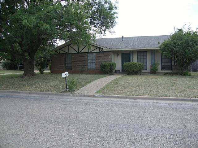 2350 Corsicana Avenue, Abilene, TX 79606 (MLS #14365932) :: The Heyl Group at Keller Williams