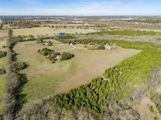 244 Barnes Bridge Road, Sunnyvale, TX 75182 (MLS #14365947) :: Real Estate By Design