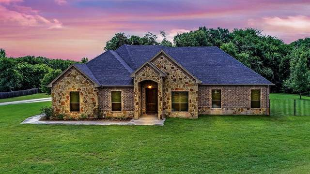 120 Royal Drive, Weatherford, TX 76085 (MLS #14365962) :: The Welch Team