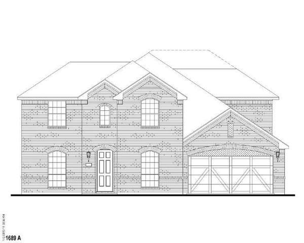1009 Cottonseed Street, Little Elm, TX 76227 (MLS #14365967) :: Frankie Arthur Real Estate