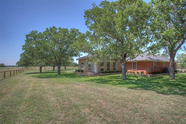 2239 Finis Road, Graham, TX 76450 (MLS #14365975) :: Team Tiller