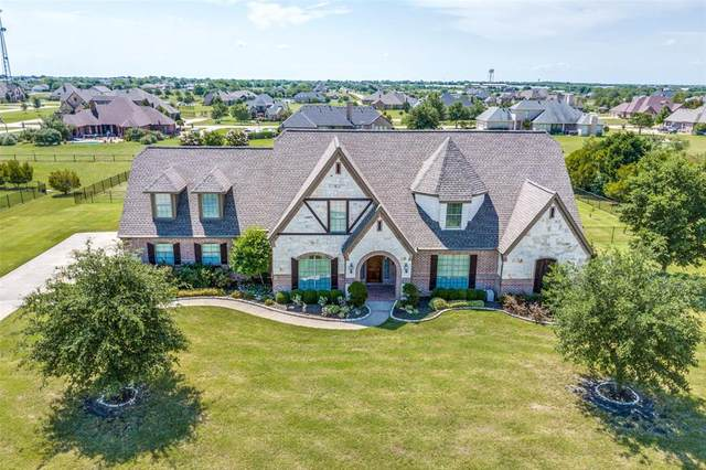13276 Clearview Drive, Forney, TX 75126 (MLS #14365978) :: The Mauelshagen Group