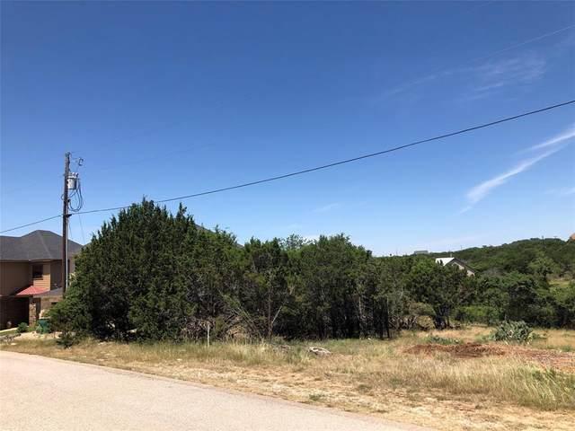 Lot 60 Coghill Drive, Graford, TX 76449 (MLS #14366038) :: Team Hodnett