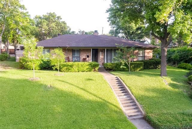 10814 Creekmere Drive, Dallas, TX 75218 (MLS #14366054) :: Robbins Real Estate Group