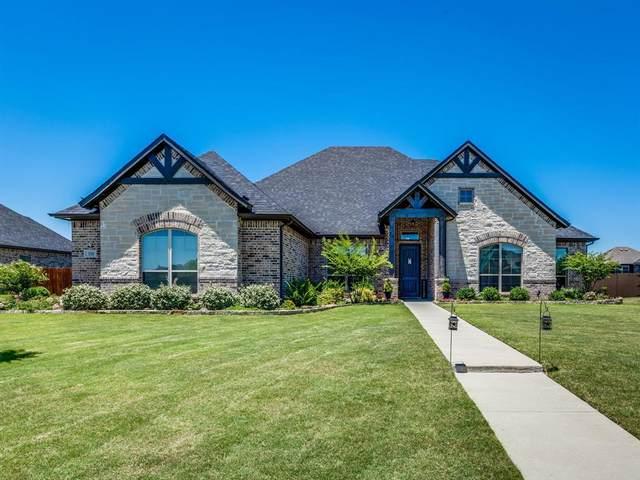 150 Hackney Drive, Waxahachie, TX 75165 (MLS #14366127) :: Tenesha Lusk Realty Group