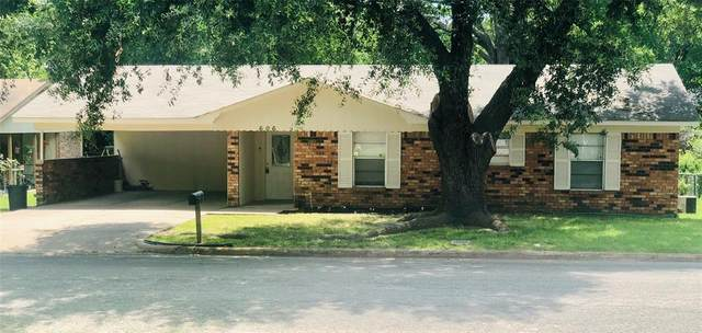 606 S Locust, Sulphur Springs, TX 75482 (MLS #14366182) :: All Cities USA Realty