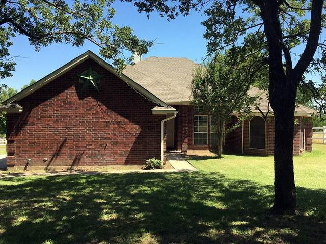 1102 County Road 3673, Paradise, TX 76073 (MLS #14366232) :: Team Hodnett