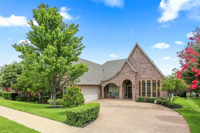 8970 Little Reata Trail, Benbrook, TX 76126 (MLS #14366268) :: Team Hodnett