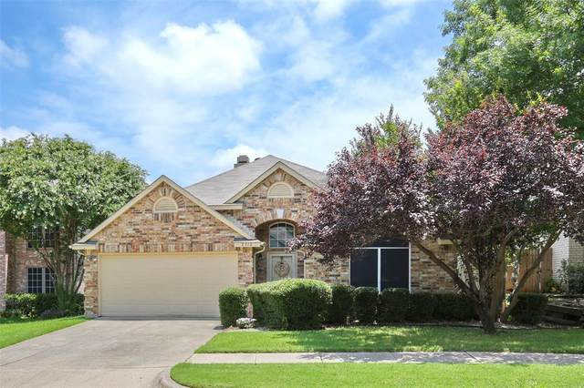 2512 Centenary Drive, Flower Mound, TX 75028 (MLS #14366295) :: The Heyl Group at Keller Williams