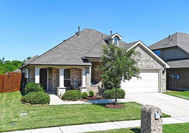 304 Eastbrook Drive, Anna, TX 75409 (MLS #14366313) :: The Kimberly Davis Group
