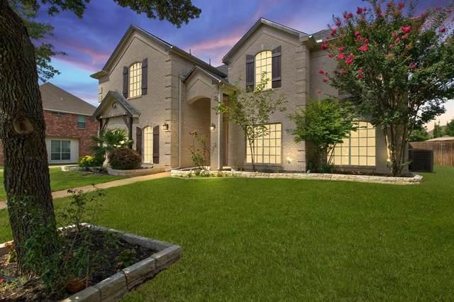 702 Blake Court, Mansfield, TX 76063 (MLS #14366358) :: The Hornburg Real Estate Group