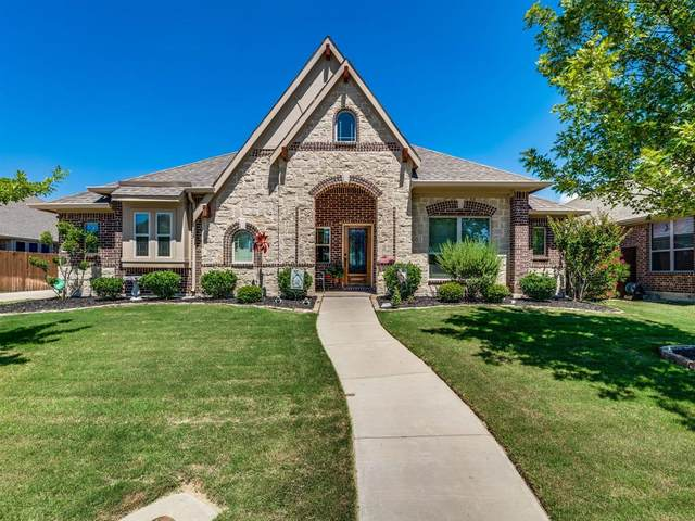910 Mill Pond Drive, Midlothian, TX 76065 (MLS #14366360) :: The Hornburg Real Estate Group