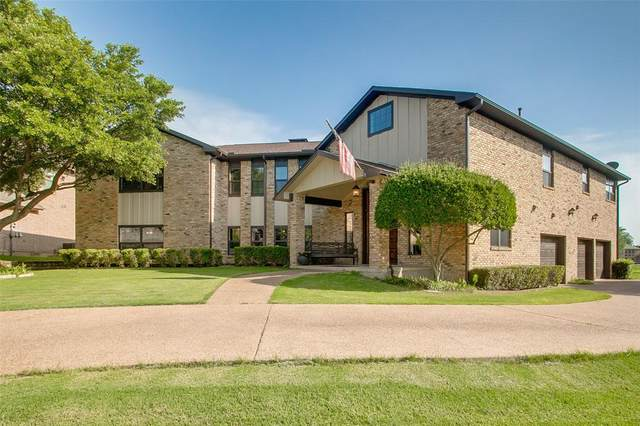 2716 Sarazen Drive, Plano, TX 75025 (MLS #14366369) :: Baldree Home Team