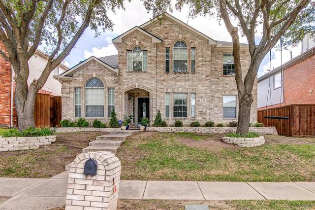 833 Parkview Circle, Allen, TX 75002 (MLS #14366375) :: The Rhodes Team