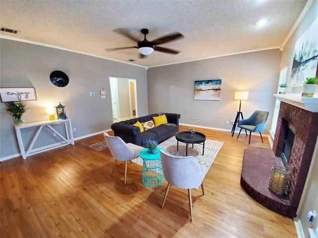 7746 Cypress Drive, Watauga, TX 76148 (MLS #14366382) :: Justin Bassett Realty