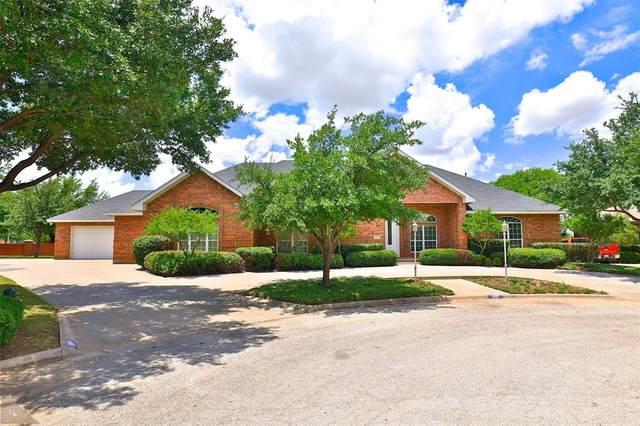 1681 Newcastle Drive, Abilene, TX 79601 (MLS #14366402) :: Team Tiller