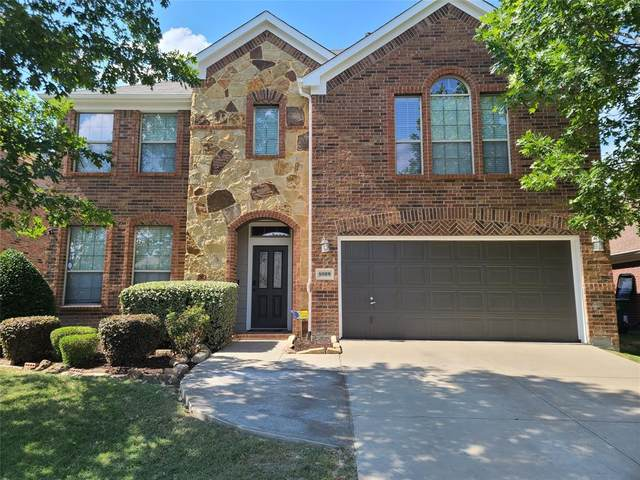 5028 Blackelm Drive, Mckinney, TX 75071 (MLS #14366498) :: The Good Home Team