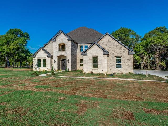 406 Mcdonnell Court, Waxahachie, TX 75167 (MLS #14366513) :: Hargrove Realty Group