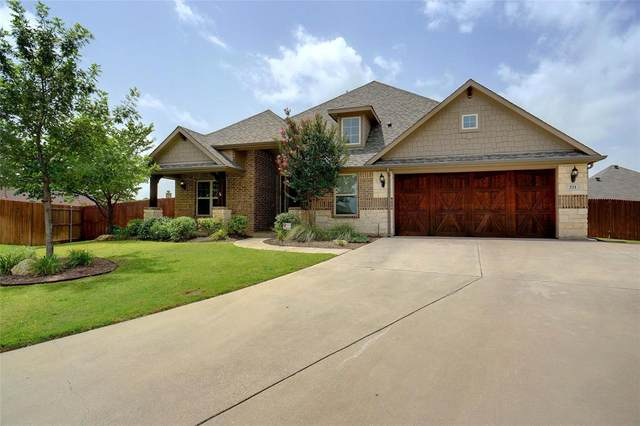 321 Clear Cove, Argyle, TX 76226 (MLS #14366588) :: The Daniel Team