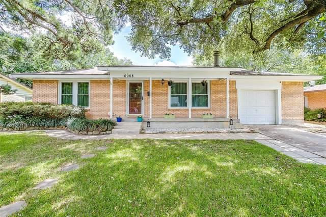 6908 Greenlee Street, Fort Worth, TX 76112 (MLS #14366639) :: Tenesha Lusk Realty Group