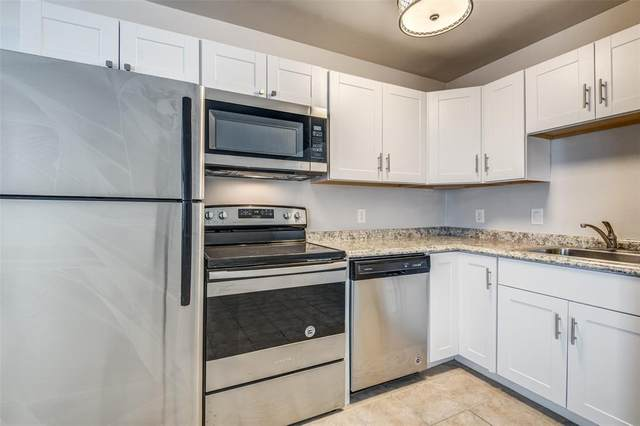 5001 Bowser Avenue #116, Dallas, TX 75209 (MLS #14366659) :: Front Real Estate Co.