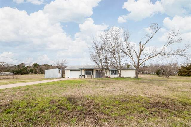 6209 County Road 122B, Kaufman, TX 75142 (MLS #14366824) :: Tenesha Lusk Realty Group