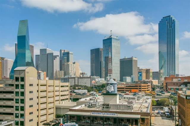 2323 N Houston Street #312, Dallas, TX 75219 (MLS #14366927) :: Results Property Group