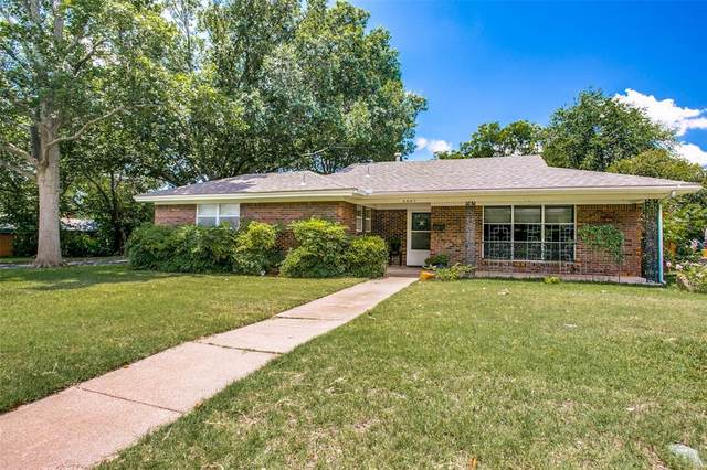 6901 Valhalla Road, Fort Worth, TX 76116 (MLS #14366972) :: Tenesha Lusk Realty Group