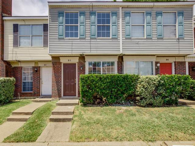 10500 Lake June Road B05, Dallas, TX 75217 (MLS #14366974) :: The Heyl Group at Keller Williams