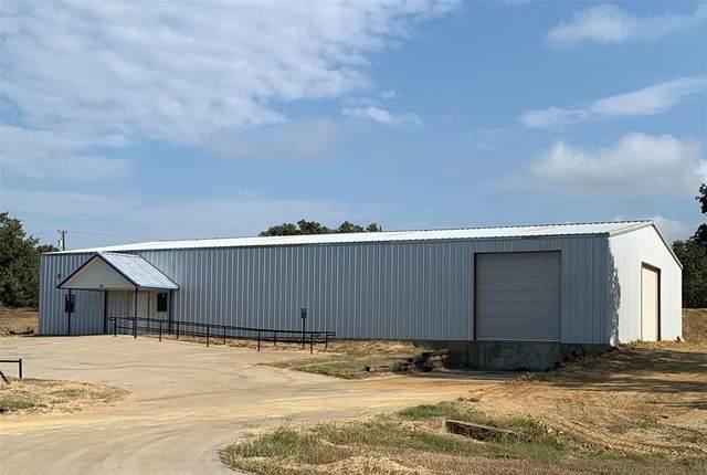 411 Lee Road, Mineral Wells, TX 76066 (MLS #14366980) :: The Tierny Jordan Network