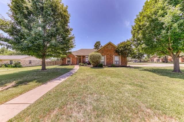 813 Quail Lane, Springtown, TX 76082 (MLS #14367006) :: NewHomePrograms.com LLC