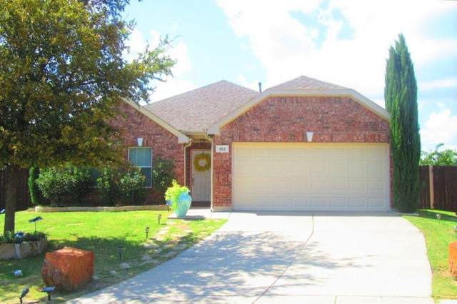 102 Mustang Court, Celina, TX 75009 (MLS #14367034) :: The Kimberly Davis Group