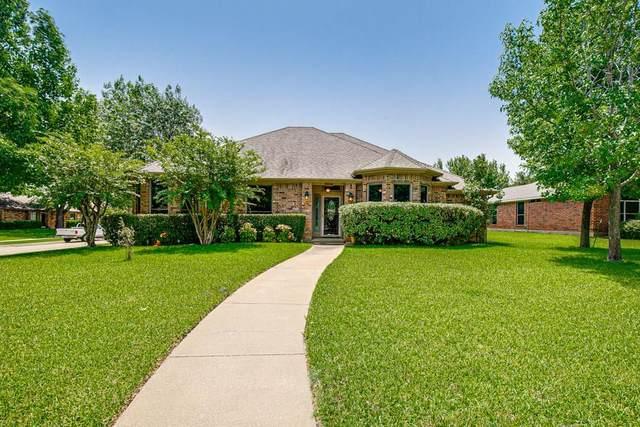 2616 Primrose, Rowlett, TX 75089 (MLS #14367069) :: Real Estate By Design