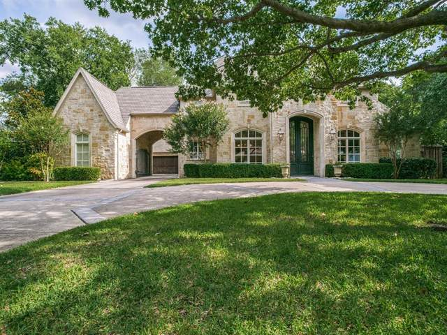 5538 Preston Haven Drive, Dallas, TX 75230 (MLS #14367093) :: Robbins Real Estate Group