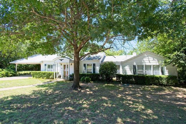 618 W Live Oak Street, Jacksboro, TX 76458 (MLS #14367121) :: Tenesha Lusk Realty Group