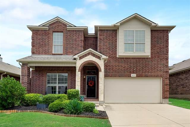 4513 Lacewood Drive, Denton, TX 76226 (MLS #14367156) :: The Daniel Team