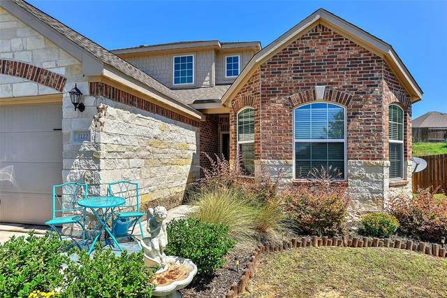 2122 Sable Wood Drive, Anna, TX 75409 (MLS #14367158) :: The Heyl Group at Keller Williams
