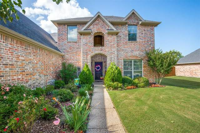 456 Meandering Creek Drive, Argyle, TX 76226 (MLS #14367168) :: The Daniel Team