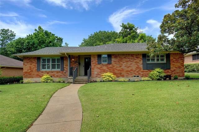 9839 Ridgehaven Drive, Dallas, TX 75238 (MLS #14367219) :: Baldree Home Team