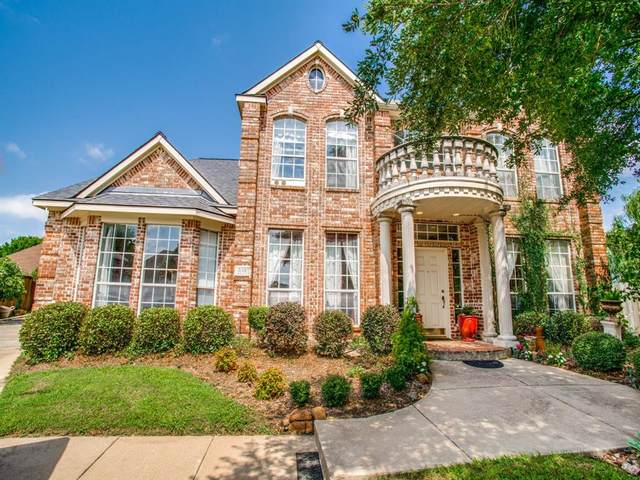 534 Abbey Court, Grand Prairie, TX 75052 (MLS #14367241) :: Bray Real Estate Group