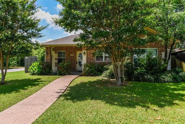 600 N Willow, Sherman, TX 75090 (MLS #14367319) :: The Chad Smith Team