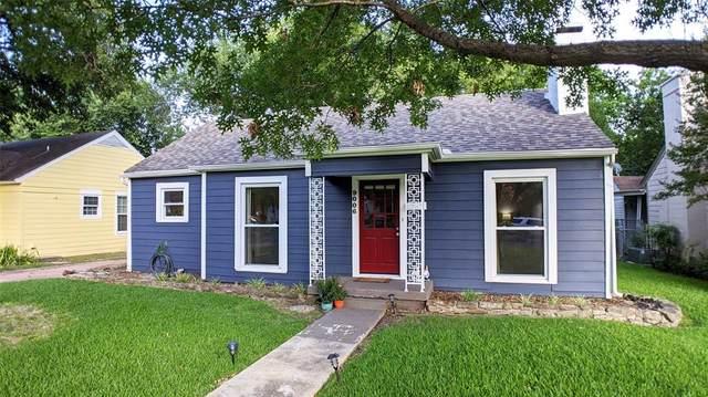 9006 Forest Hills Boulevard, Dallas, TX 75218 (MLS #14367335) :: The Good Home Team
