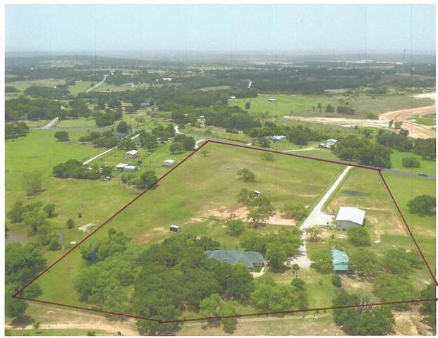 4337 Tin Top Road, Weatherford, TX 76087 (MLS #14367381) :: Trinity Premier Properties