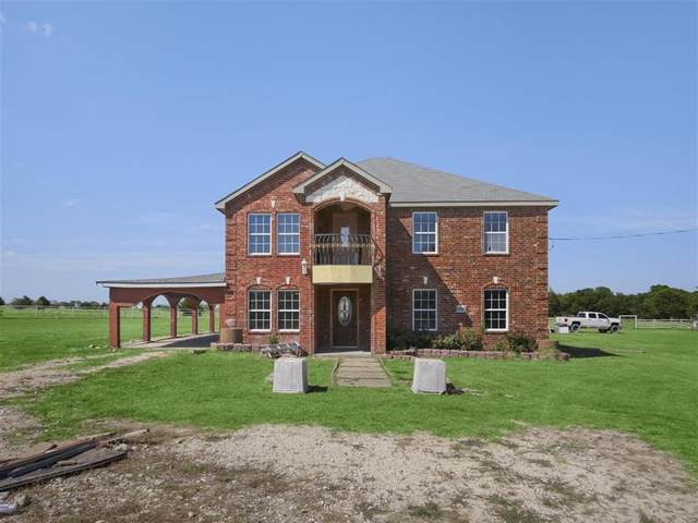 5536 County Road 4170, Frost, TX 76641 (MLS #14367408) :: The Heyl Group at Keller Williams